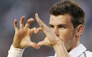 Man United vs Tottenham: Gareth Bale Gol, MU Tertinggal 0-2