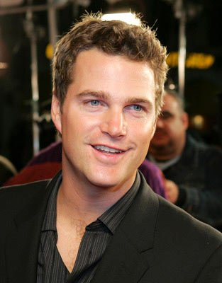 Chris O'Donnell at the Westwood premiere of Fox Searchlight's Kinsey