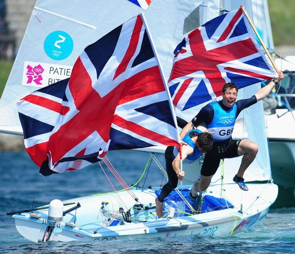 Olympics Day 14 - Sailing - Men's 470