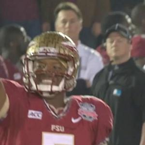 How does Jameis Winston compare to No. 1 quarterback picks of the past?