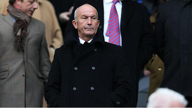 Premier League - Pulis hopeful for future