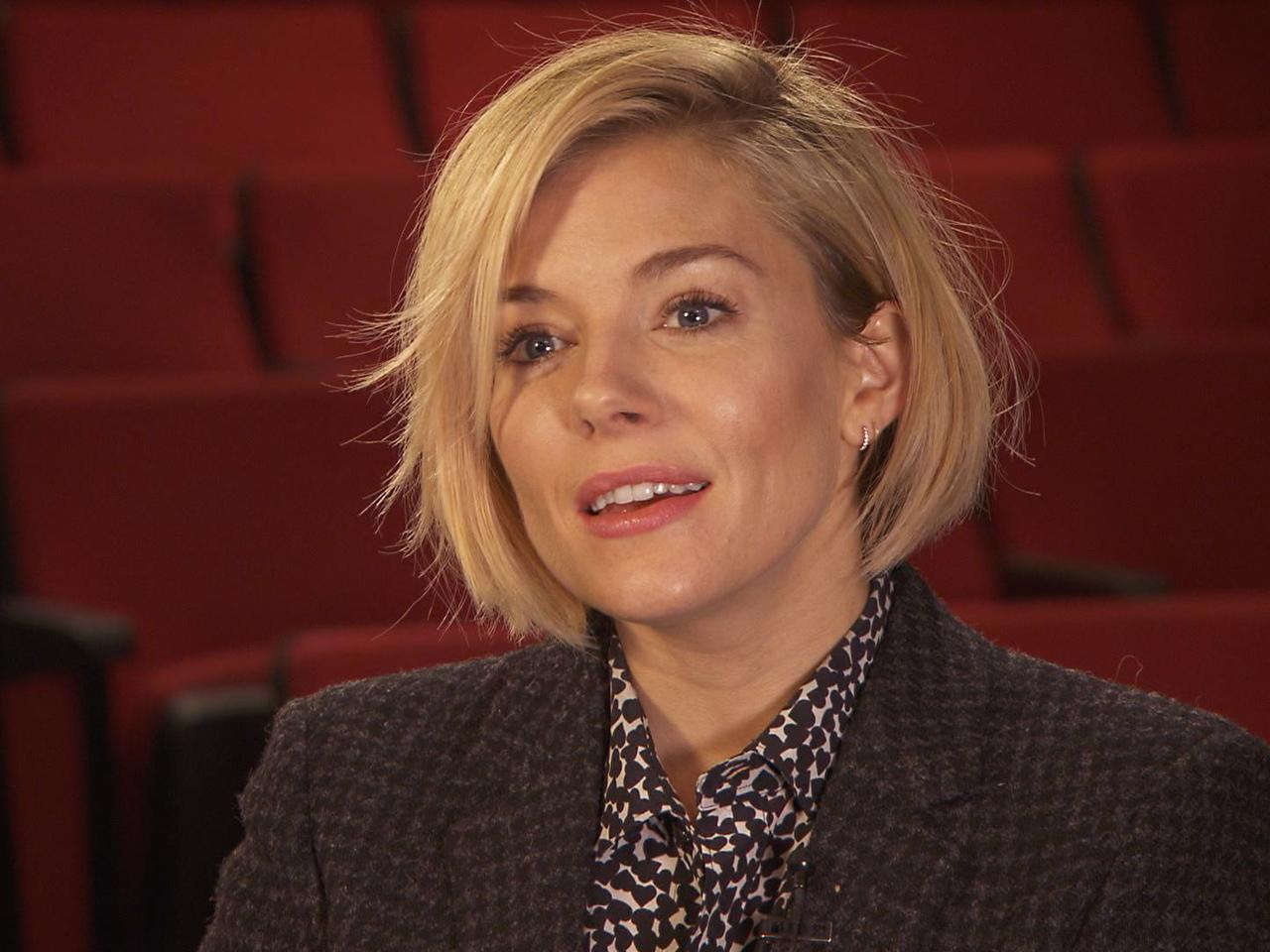 A new chapter for Sienna Miller
