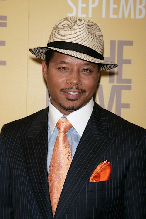 Terrence Howard 2007