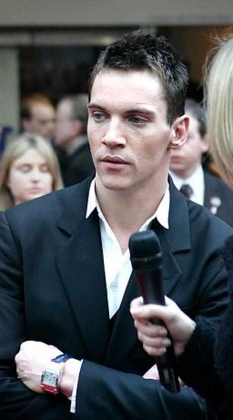 Jonathan Rhys Meyers: The Latest in a List of Hot Vampire Men
