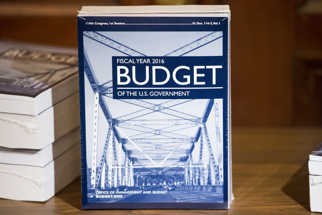 Here's President Obama's 8th and final budget
