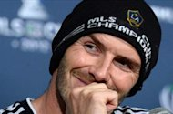 &#39;It&#39;s complete nonsense&#39; - Anzhi dismisses Beckham link