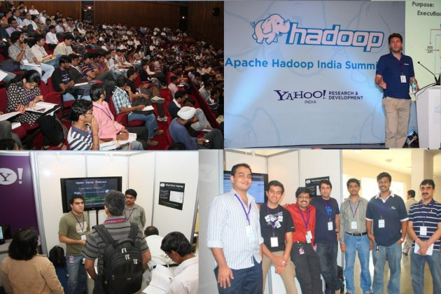 YDN at Hadoop India Summit