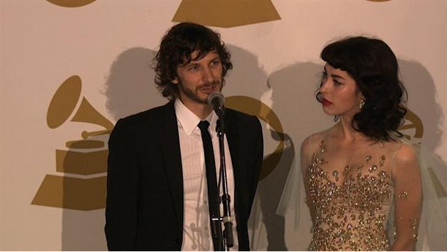 Gotye & Kimbra - Backstage&nbsp;&hellip;