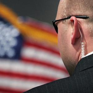 INTRUDER FORCES SECRET SERVICE TO BOOST WHITE HOUSE SECURITY