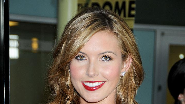 Sorority Row LA Premiere 2009 Audrina Patridge