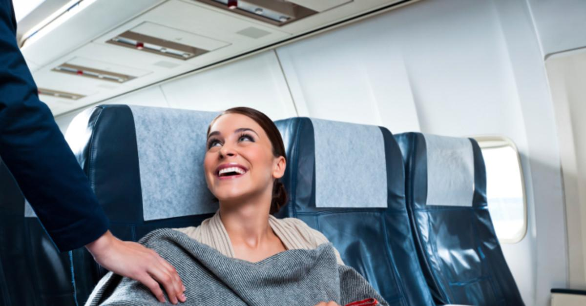 10 Most Unhealthy Things You Can Do on an Airplane