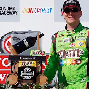 1-on-1: Kyle Busch reflects on Sonoma win