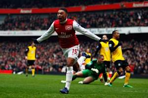 Arsenal's Alex Oxlade-Chamberlain amazed by meteoric rise