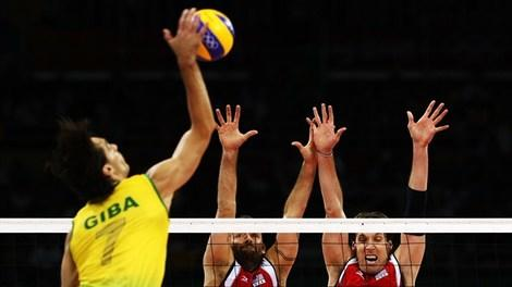 U.S. Men's Volleyball Team Begins Their Olympic Journey in California