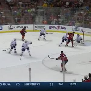 Ben Bishop Save on Aaron Ekblad (16:11/2nd)