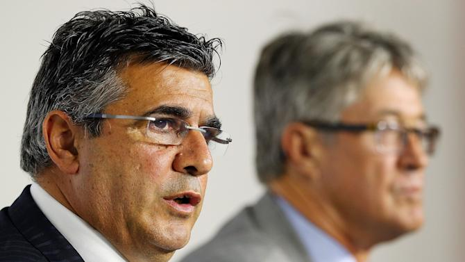 AFL CEO Andrew Demetriou Press Conference
