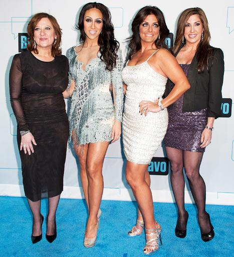 "Jacqueline Laurita ""Goes Crazy"" on Teresa Giudice During Real Housewives of New Jersey Reunion"