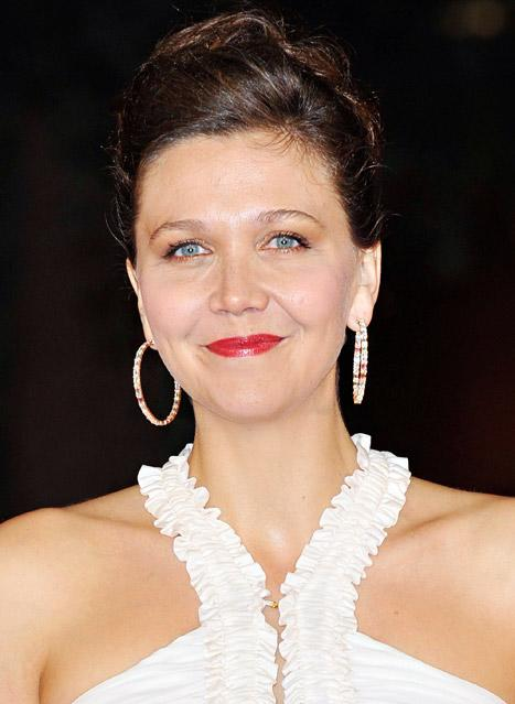 "Maggie Gyllenhaal: ""I Have No Idea"" How to Be a Mom of Two Kids!"