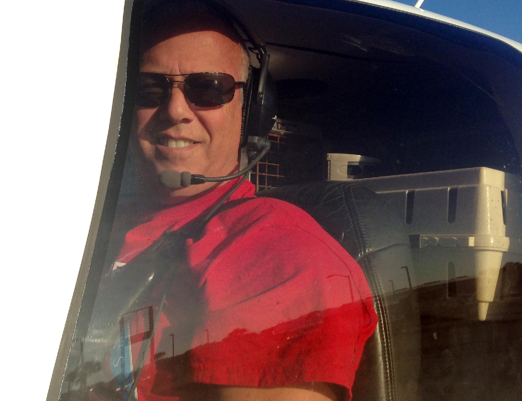 Florida man flies 3,000th rescue animal to safety