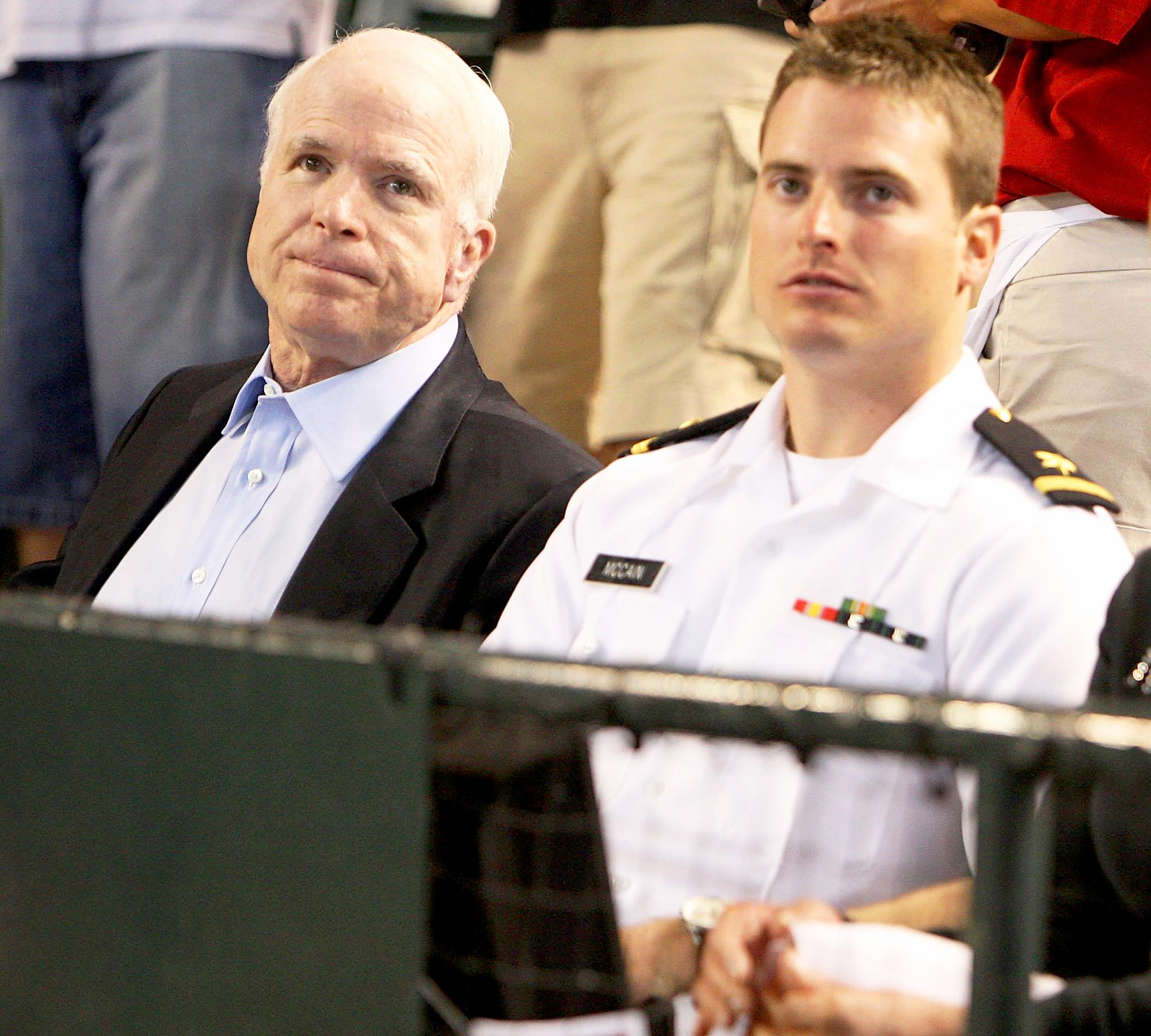 John McCain's Son Had the Perfect Response to Racists Who Attacked Old Navy's Interracial Ad