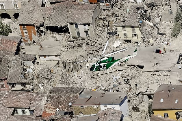 Italy Earthquake: What We Know