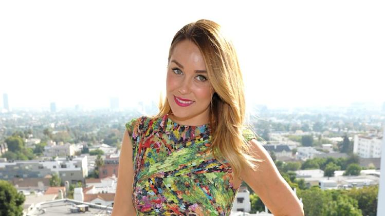 Lauren Conrad is seen at the The Hollywood Reporter's Beauty Luncheon held at the Chateau Marmont on Wednesday Nov. 14, 2012 in Los Angeles. (Photo by John Shearer/Invision for THR/AP Images)