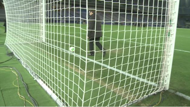 Football: Goal-line technology is quiet revolution