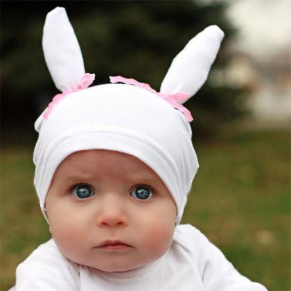 Infant Bunny Hat