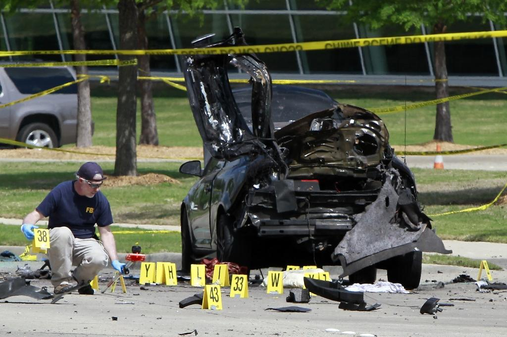 IS claims Texas shooting, first attack on US soil