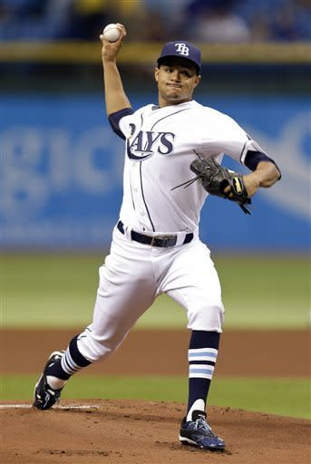 Archer, Jennings lead Rays past Orioles