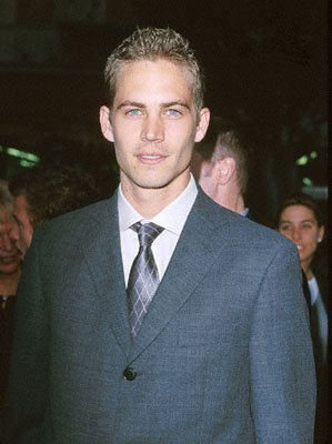 Paul Walker at the premiere of Warner Brothers' Ready To Rumble