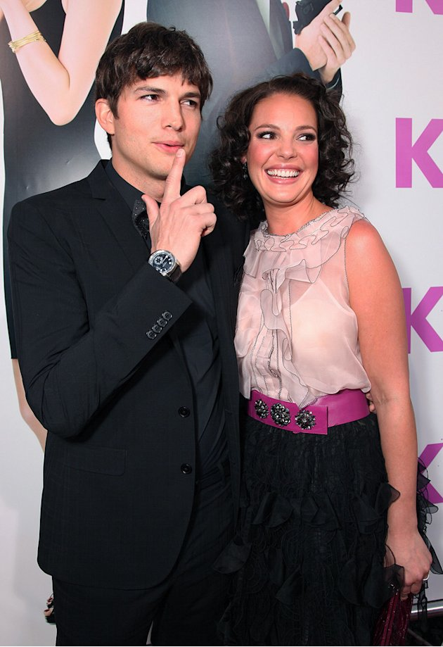 previous Killers LA Premiere 2010 Ashton Kutcher Katherine Heigl next