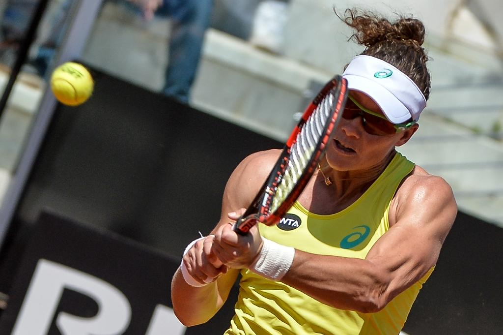Stosur warms up for Paris with Strasbourg title