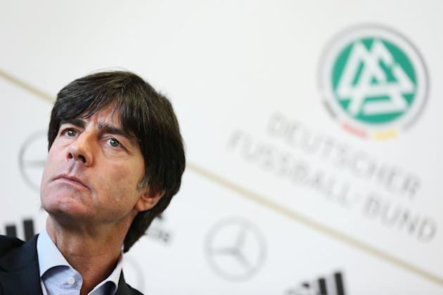 German National Coach Joachim Loew Renews His Contract