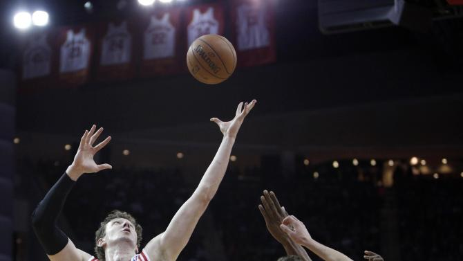 NBA: San Antonio Spurs at Houston Rockets
