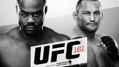 UFC 161 Fight Card Took a Hit and So Did Preliminary Card TV Ratings on FX