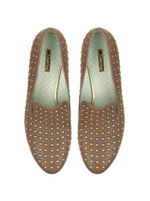 Menswear Flats - Slipper
