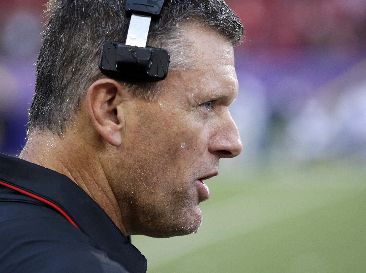 There's reportedly serious tension between Kyle Whittingham and Utah's AD