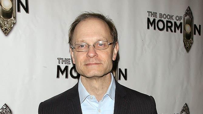 David Hyde Pierce Brodwy Show