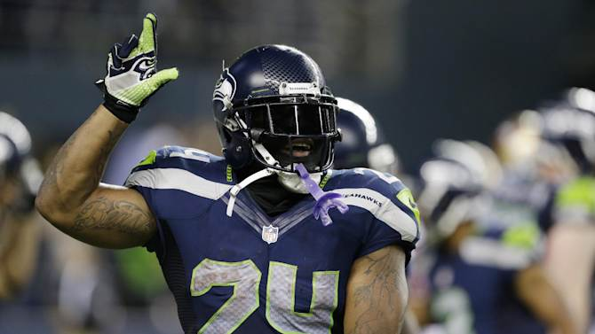 Seahawks rely on Lynch in 29-3 blowout of 49ers