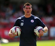 Richie Barker wants to see a reaction from his side