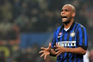 Manchester City completed a double swoop for Inter Milan defender Maicon, pictured in February 2012, and Swansea winger Scott Sinclair. Manchester City splashed out over 35 million on Inter Milan star Maicon, Benfica midfielder Javi Garcia, Swansea winger Scott Sinclair and Fiorentina defender Matija Nastasic as the Premier League champions embarked on a transfer deadline day spending spree