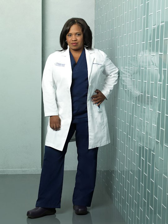 "Chandra Wilson stars as Miranda Bailey in ""Grey's Anatomy."""
