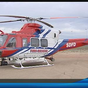 City, county reach nighttime helicopter agreement