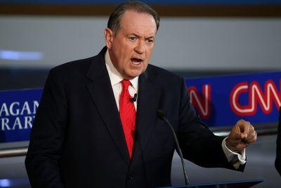 Mike Huckabee's inane gun comments inadvertently make the case for a nuclear-armed Iran