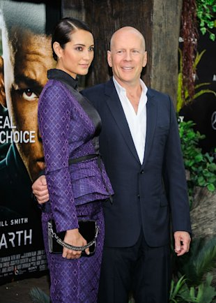 Neighbours bruce willis and emma hemming have moved in to demi moore