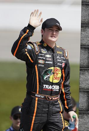Ty Dillon has dominating truck win at Texas