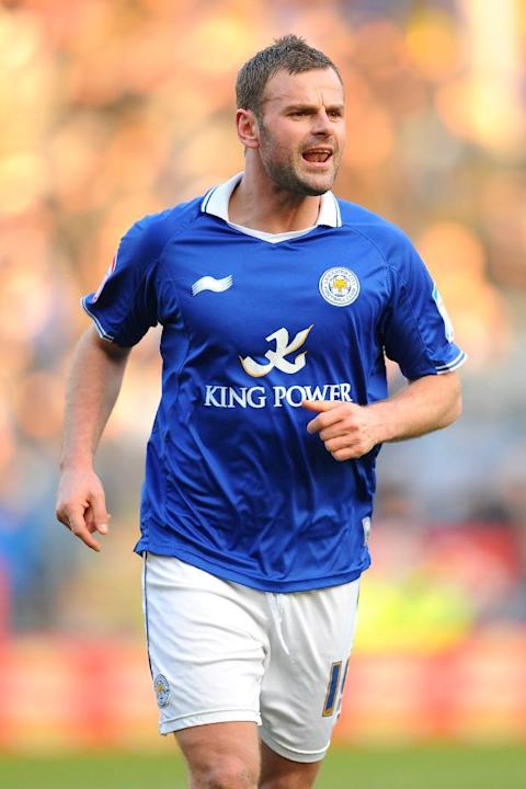 Richie Wellens has found himself out of the first team picture at Leicester