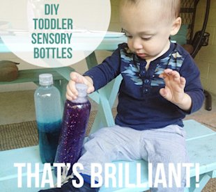 DIY Sensory Bottles