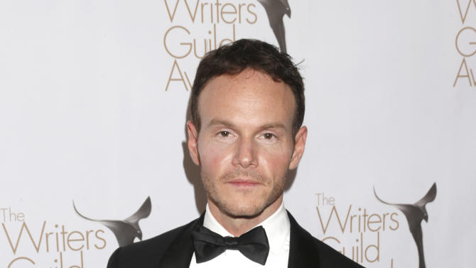 Chris Terrio attends the 2013 Writers Guild Awards at the JW Marriott on Sunday, Feb. 17., 2013 in Los Angeles. (Photo by Todd Williamson/Invision/AP)